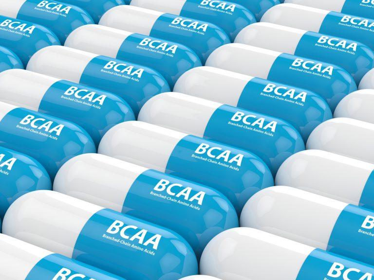BCAA er et ideelt tilskud til træningen