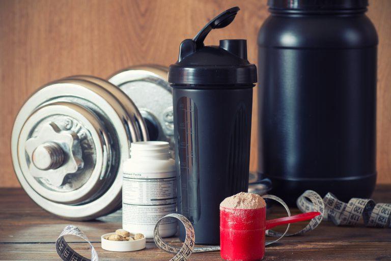 Proteinpulver og styrketræning