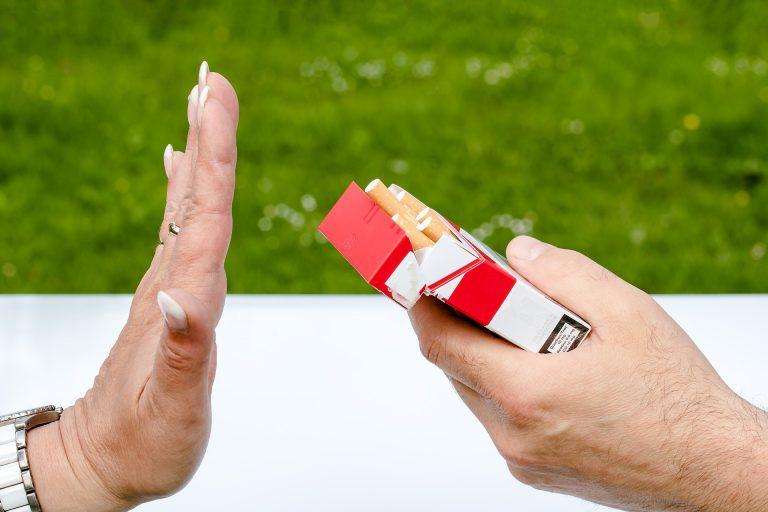 Rygning er konditionens største fjende